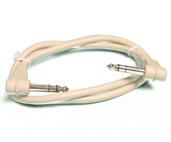 Jumper Cable: - 1/4″ Male to 1/4″ Male - J361414