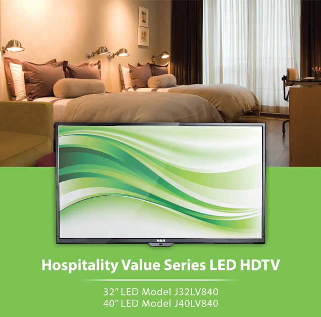 RCA Hospitality LV Series