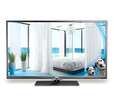 "RCA - 40"" Hospitality LV Series TV"