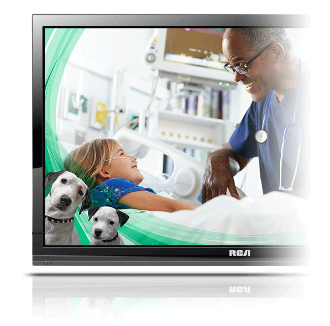 RCA Healthcare HE Series