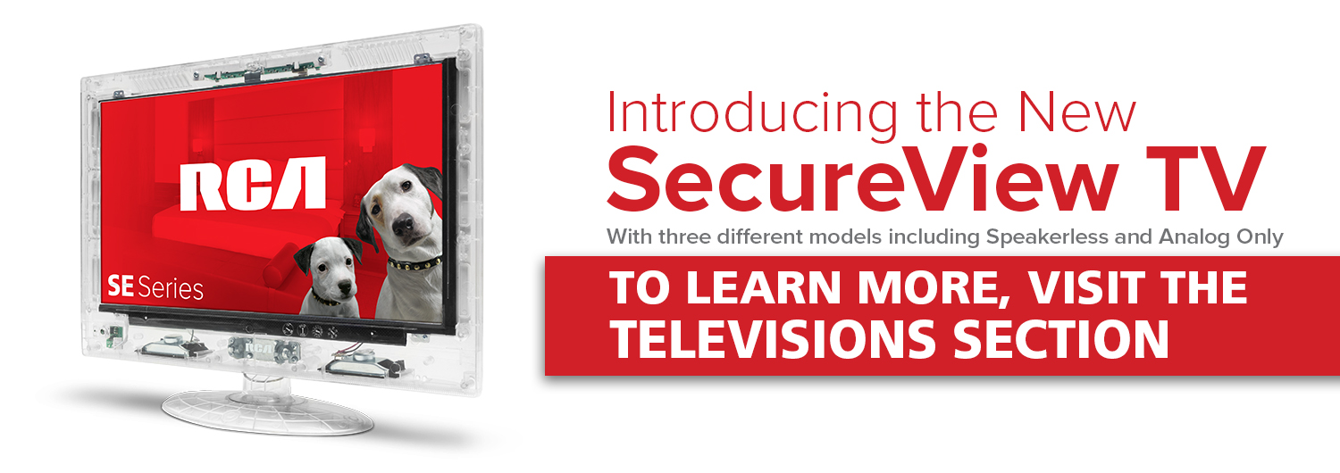 Introducing the New SecureView TV
