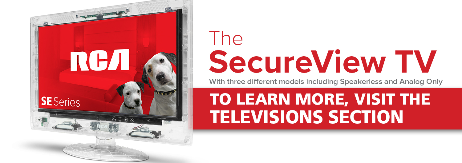 The New SecureView TV