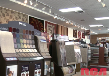 LED Lighting: Retail Floor Covering Business